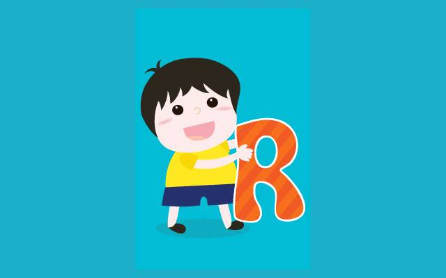 Baby Boy Names in Telugu Starting With R
