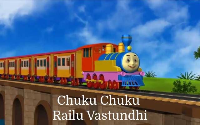 Chuku Chuku Railu Vastundhi