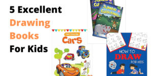 5 Excellent Drawing Books For Kids